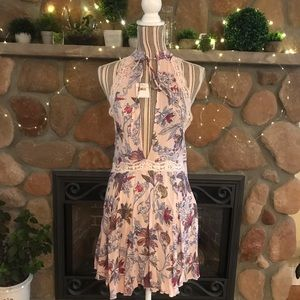 BRAND NEW WT Free People Floral Dress
